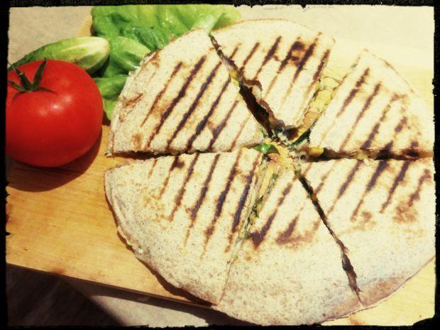 Quesadilla z wieprzowiną