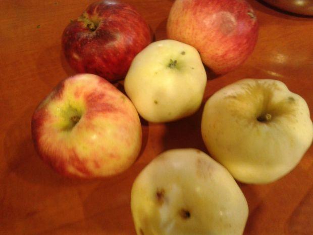 Racuchy jabłkowo cynamonowe