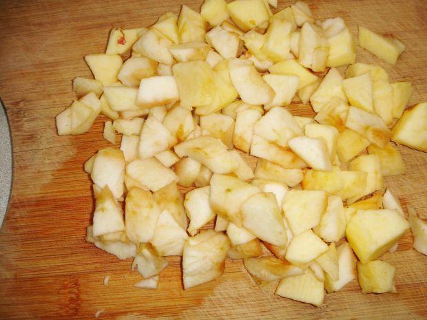 Racuszki bez jajek z jabłkami