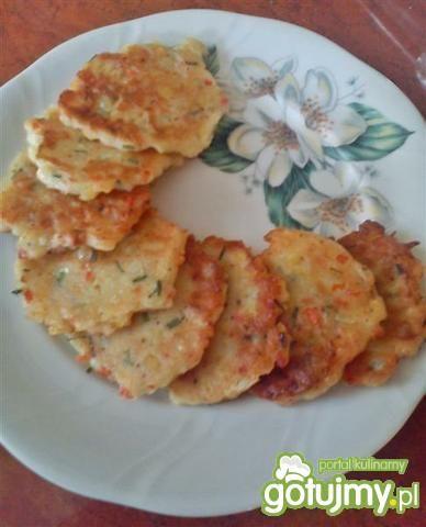 Racuszki z gotowanych ziemniaków