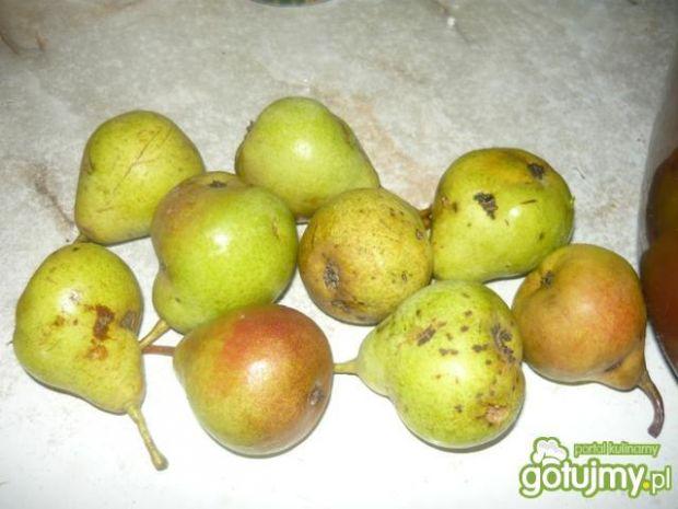 Racuszki z gruszkami
