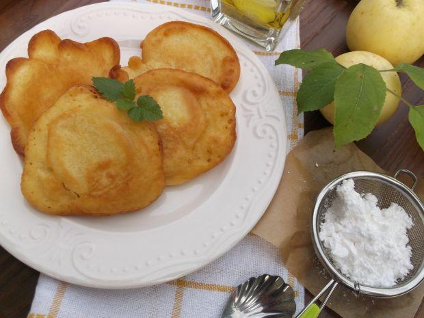 Racuszki z jabłkiem i cynamonem