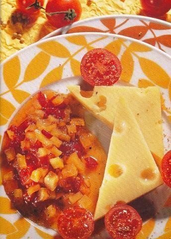 Relish pomidorowo - selerowy