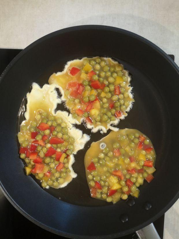 Rolada z jajecznicą