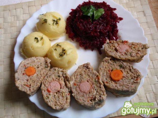 Rolada z mięsa mielonego 3