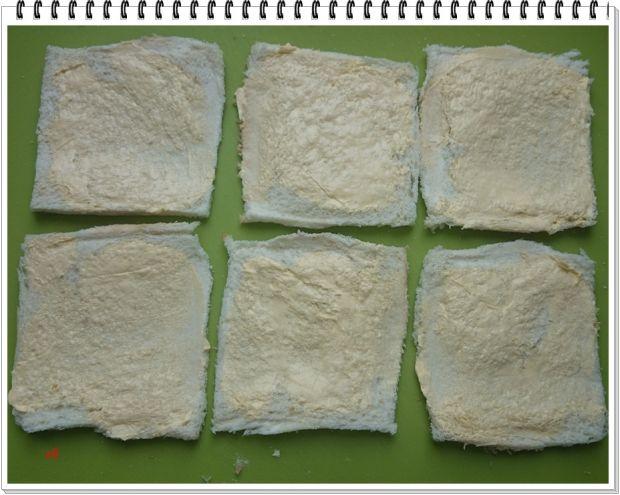 Roladki chlebowe Eli z grilla