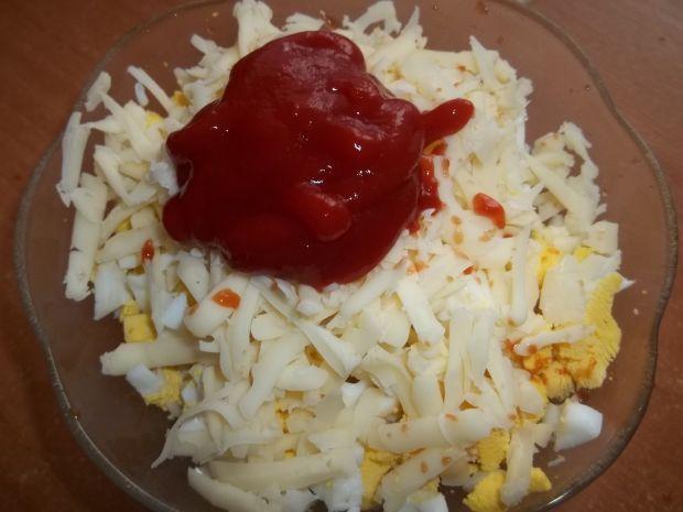 Roladki drobiowe z farszem jajecznym