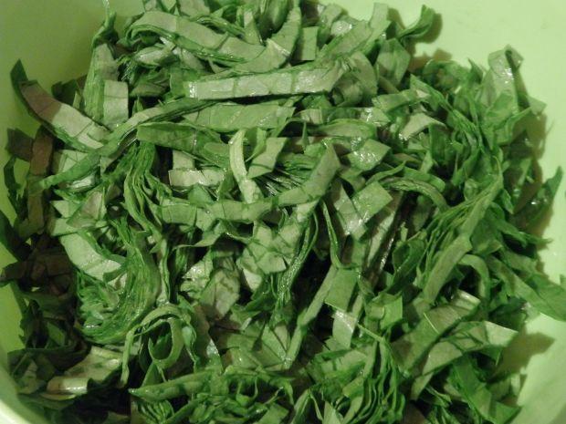 Roladki drobiowe ze szpinakiem i ricottą