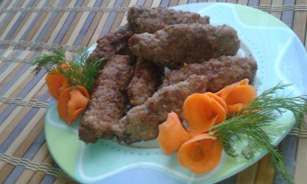 Roladki kebabki - grillowane