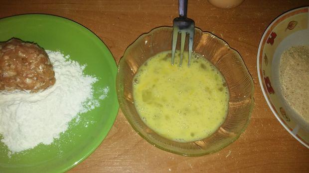 Roladki mieone z serem