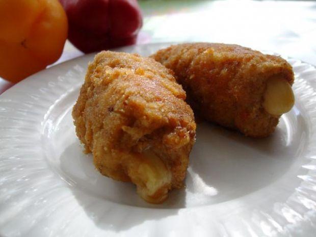Roladki miniaturki z piekrsi kurczaka