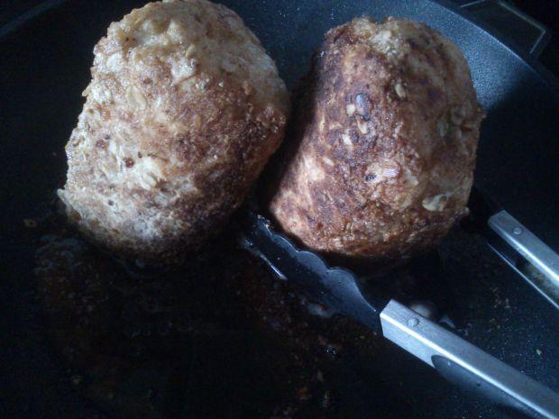 Roladki z kurczaka z serem górskim