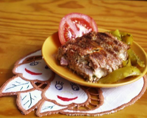 Roladki z mielonego mięsa