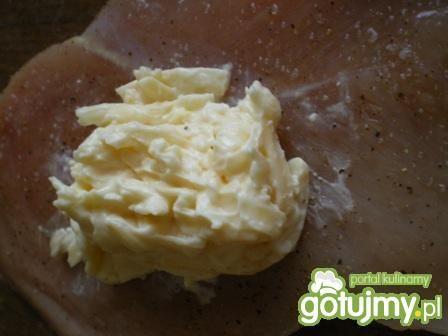 Roladki z serem, papryką i ogórkiem