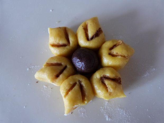 Rumowo-czekoladowe ciasteczka