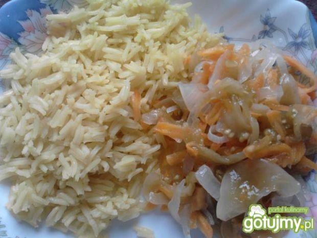 Ryba pieczona w ziołach