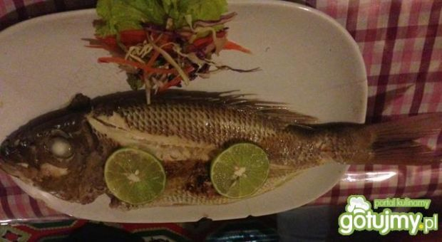 Ryba po tajsku.
