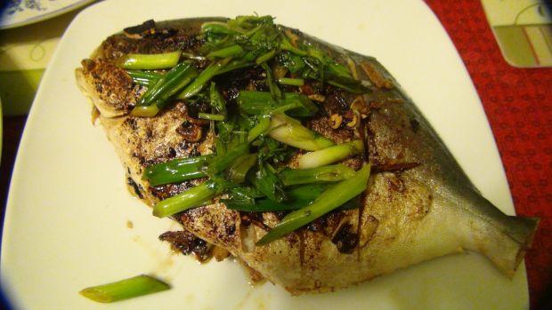 Ryba smażona po chińsku