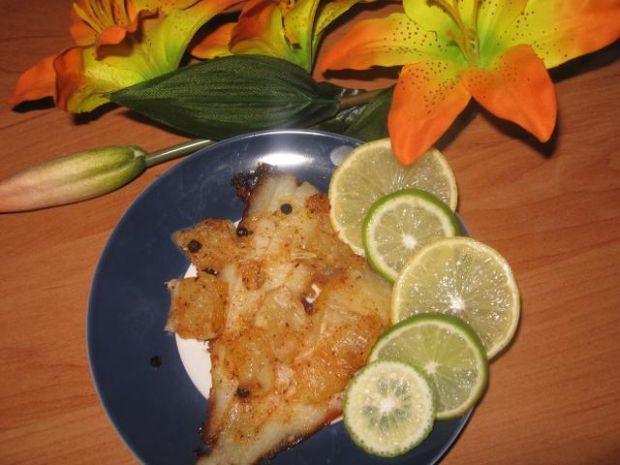 ryba w miodzie na słodko kwaśno