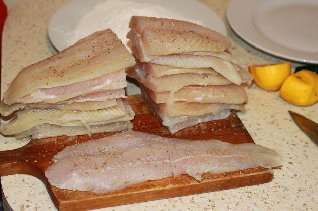 Ryba Wigiljna w occie na słodko kwasno