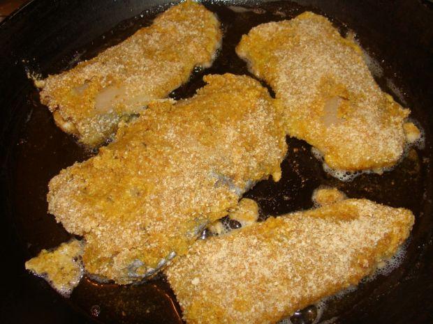 Ryba z cukinią i marchewką