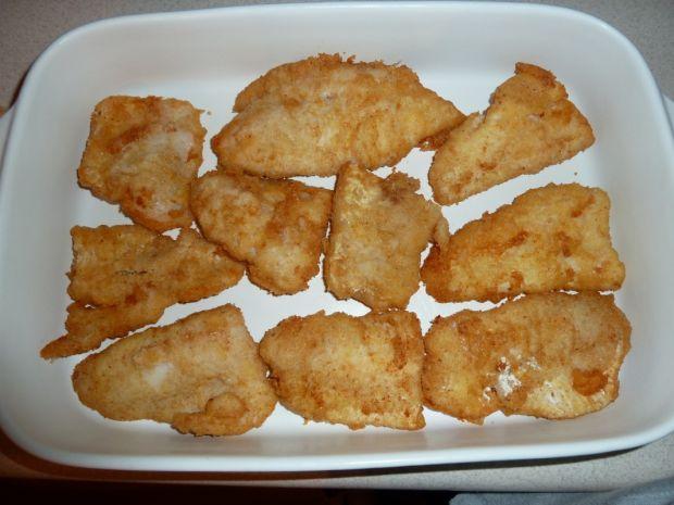 Ryba zapiekana w warzywach