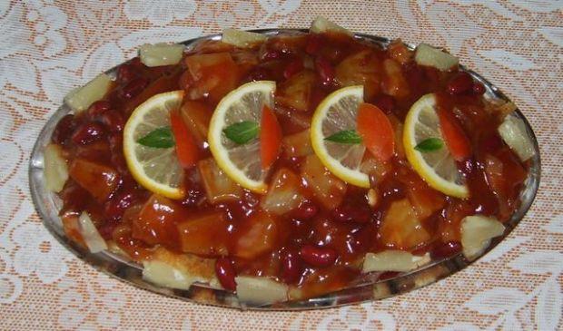 Ryba ze sosem słodko-kwaśnym