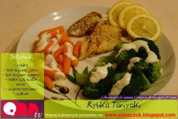 Rybka Tariyaki