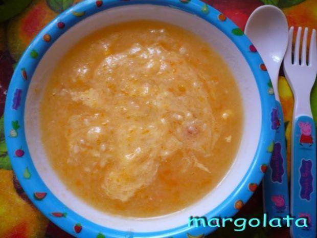 Rybna zupka dla najmłodszych (po 6 m-cu)