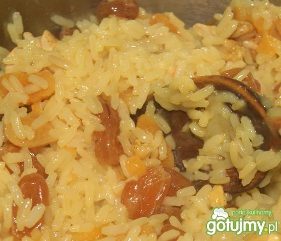 Ryż bakaliowy