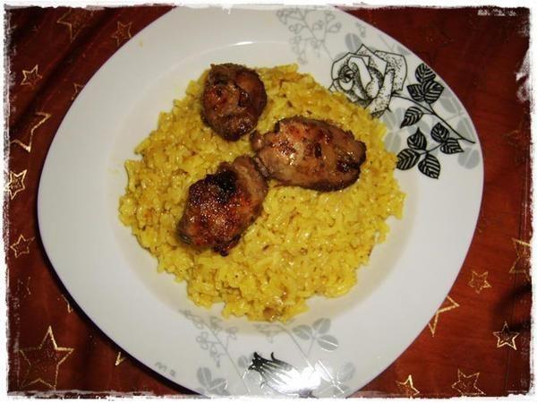 Ryż curry Eli
