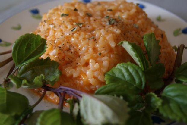 Ryż paprykowy