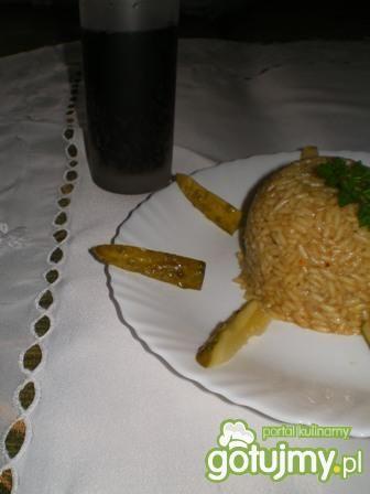 Ryż z Coca-Colą