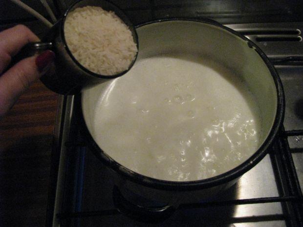 Ryż z cynamonem i cukrem