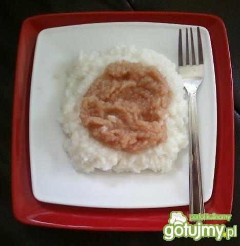 Ryż z jabłkami wg aliss