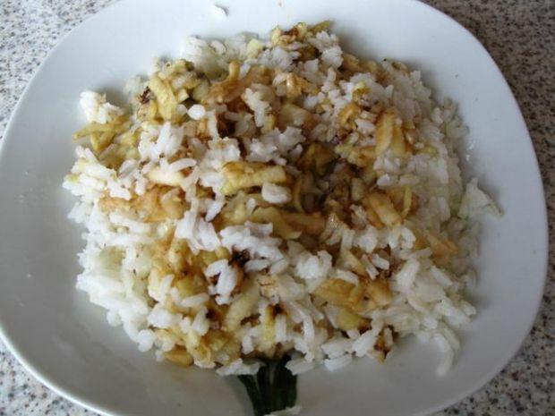 Ryż z jabłkami wg ejla