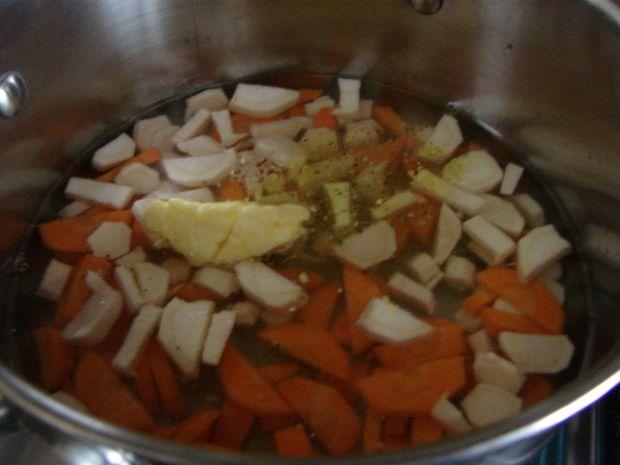 Ryż z kabaczkiem i warzywami