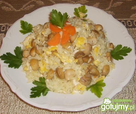Ryżowa potrawka