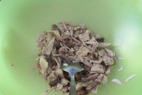 Ryżowa sałatka gyros