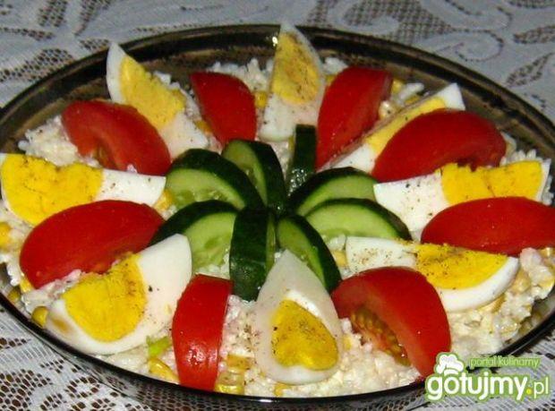 Ryżowa z jajkiem