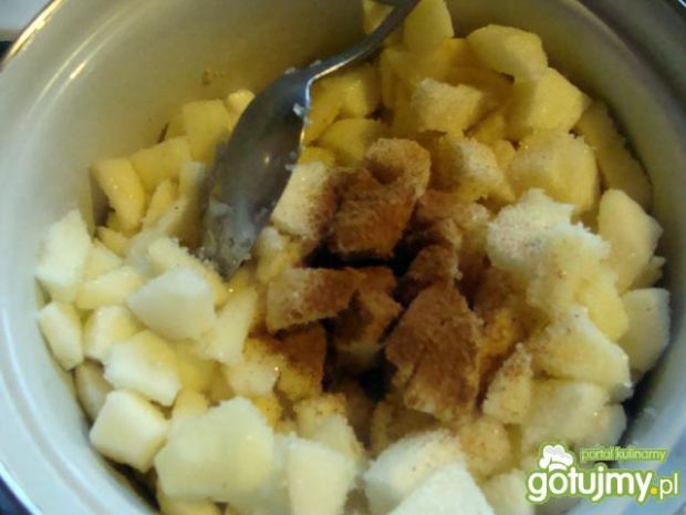 Ryżowe babeczki z jabłuszkami
