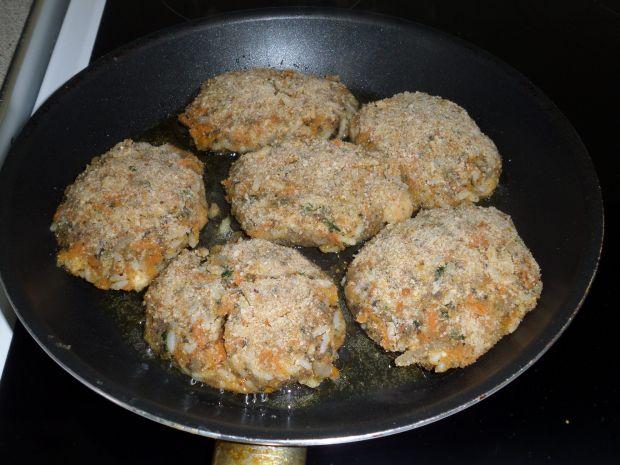 Ryżowo mięsne kotlety