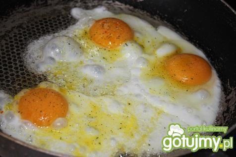 Sadzone jajka do obiadu