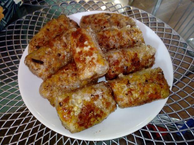 Sajgonki z mięsem mielonym i warzywami