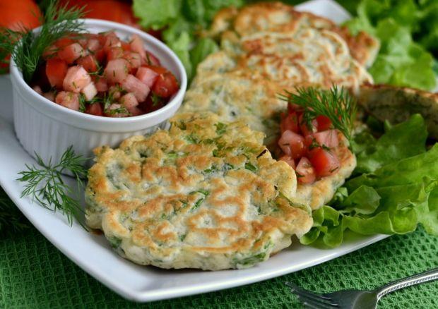 Sałatanki czyli placki z sałatą