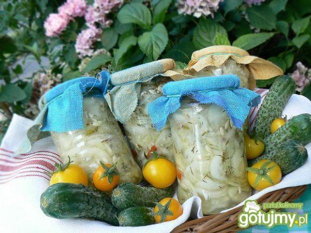 Sałatka bułgarska z chili