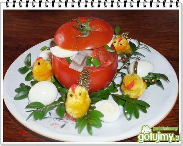 Sałatka jajeczno-śledziowa Eli