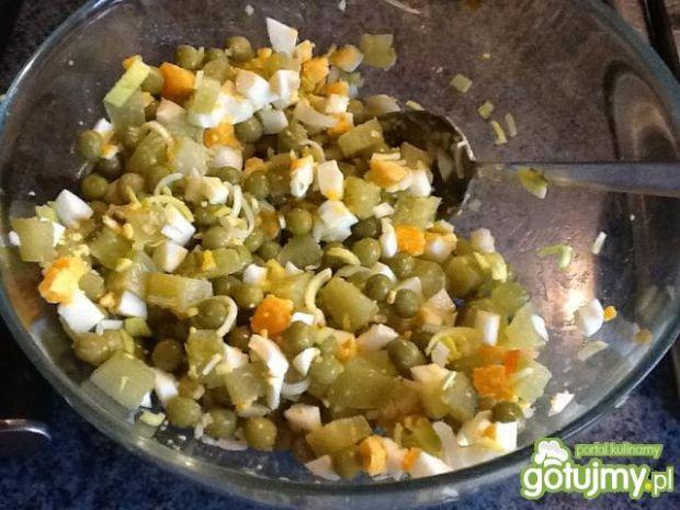 Sałatka jarzynowa bez ziemniaków