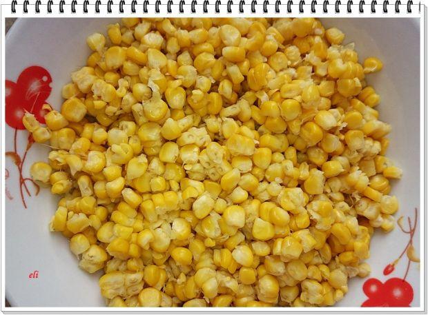 Sałatka kukurydziana Eli na ciepło