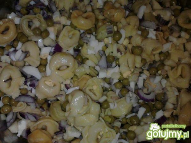 Sałatka makaronowo-jarzynowa Zub3r'a